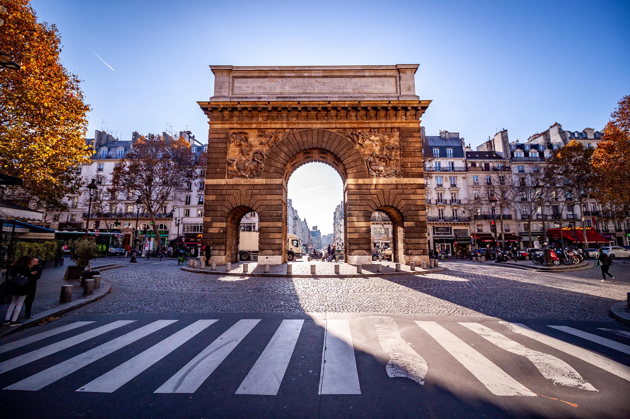 Porte saint martin (4)