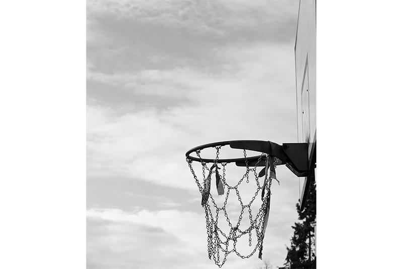 Basketball bordure